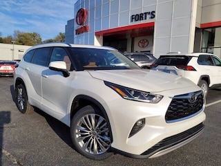New 2021 Toyota Highlander 5TDFZRBH6MS068183 MS068183 For Sale in Pekin IL