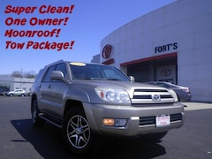 Used 2004 Toyota 4Runner For Sale in Pekin IL