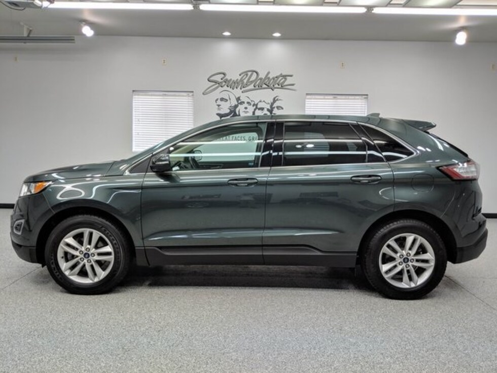 used 2015 ford edge for sale in sioux falls sd 2fmtk3j93fbb13580. Black Bedroom Furniture Sets. Home Design Ideas
