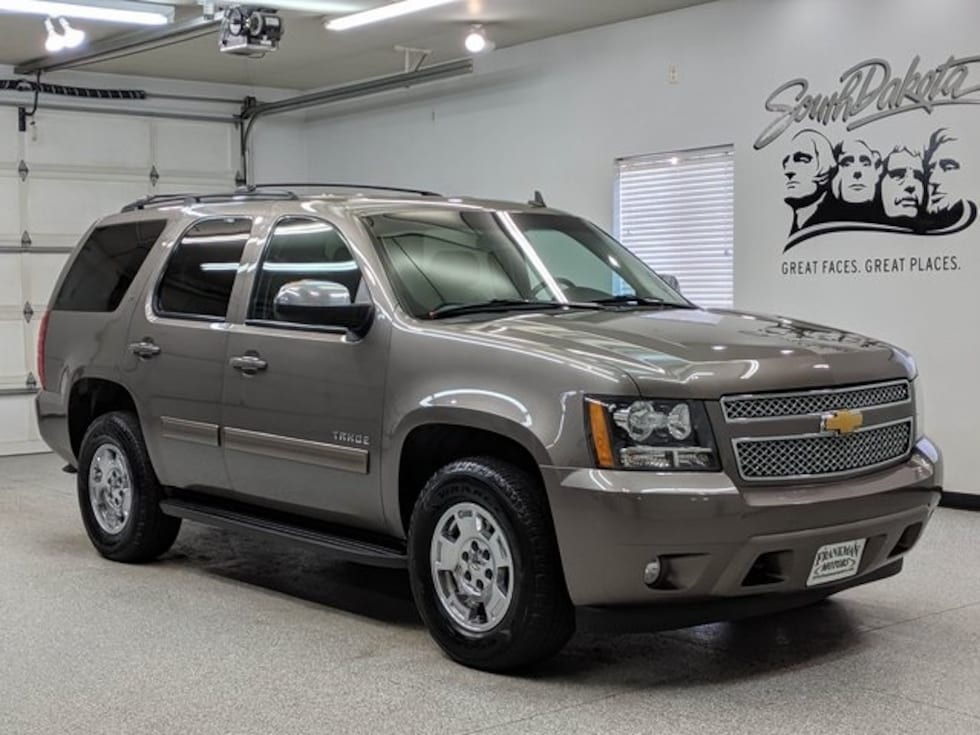 2013 Chevrolet Tahoe LT SUV Classic Car For Sale in Sioux Falls, South Dakota