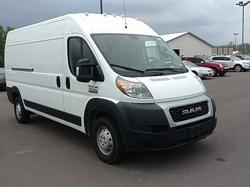 2019 Ram ProMaster 2500 High Roof Cargo Van Classic Car For Sale in Sioux Falls, South Dakota