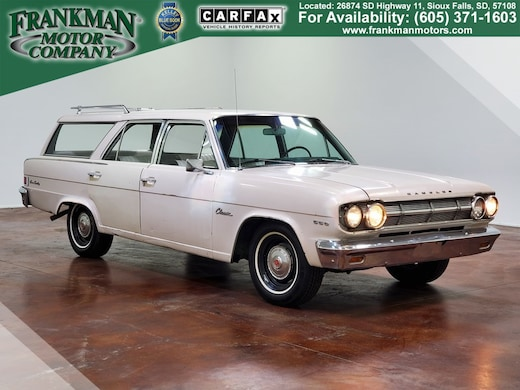 Classic Cars For Sale In Sioux Falls South Dakota Frankman Motor Company