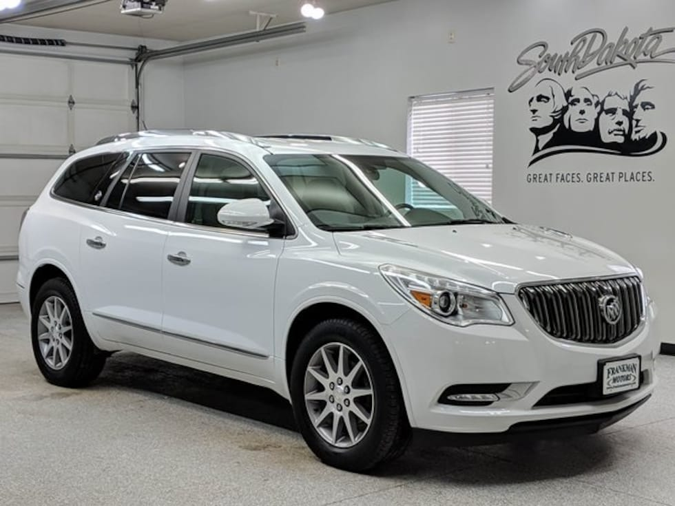 2016 Buick Enclave Leather Group SUV Classic Car For Sale in Sioux Falls, South Dakota