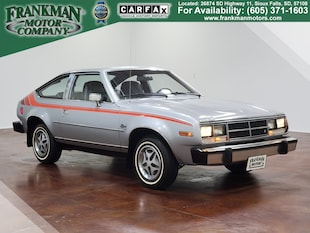 1981 AMC Spirit D/L Hatchback
