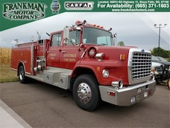 1986 Ford 9000 Fire Truck
