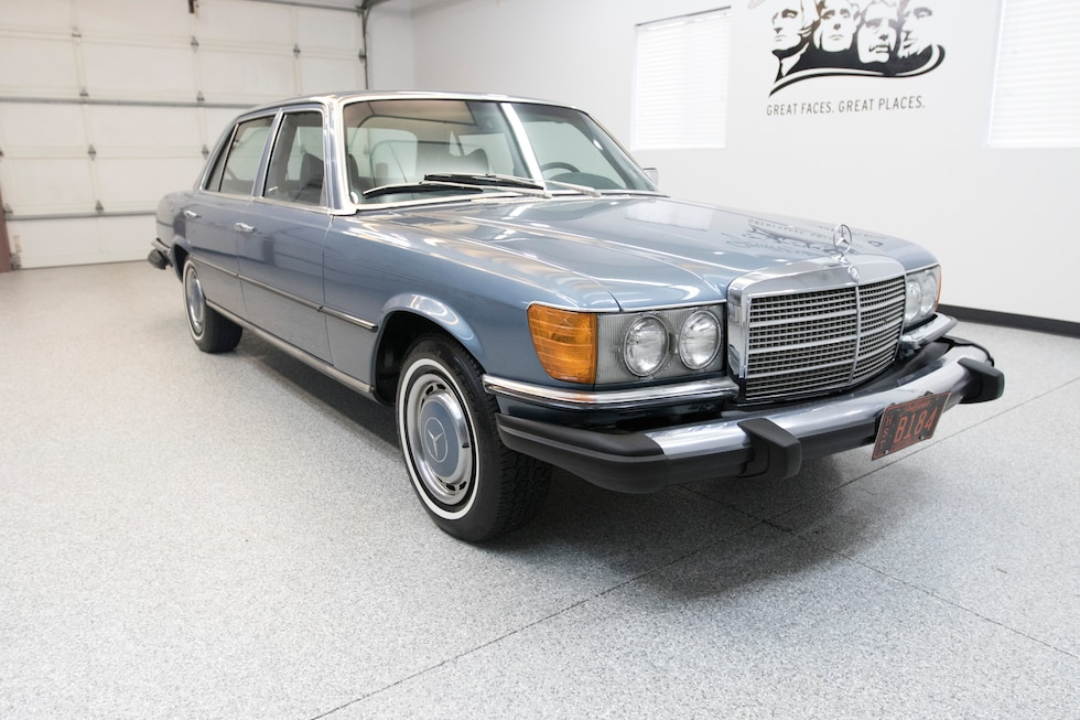 used 1975 mercedes benz 450sel for sale in sioux falls sd 00111603312034441. Black Bedroom Furniture Sets. Home Design Ideas