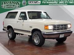 1988 Ford Bronco XLT SUV