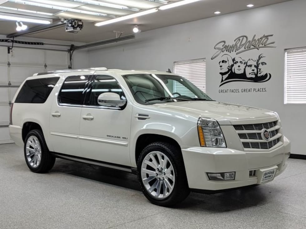 2014 CADILLAC Escalade ESV Premium SUV Classic Car For Sale in Sioux Falls, South Dakota