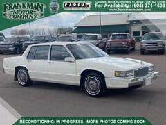 1989 Cadillac Deville Base Sedan Classic Car For Sale in Sioux Falls, South Dakota