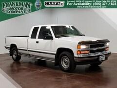 1997 Chevrolet C2500 Silverado Truck