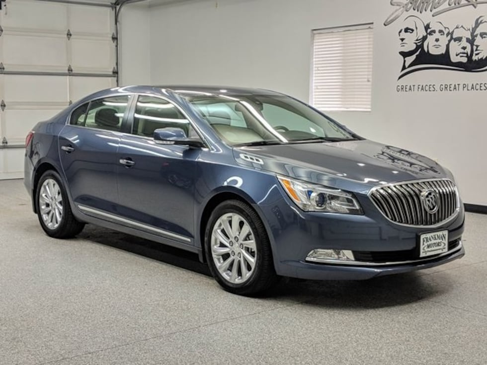 2014 Buick LaCrosse Leather Group Sedan Classic Car For Sale in Sioux Falls, South Dakota
