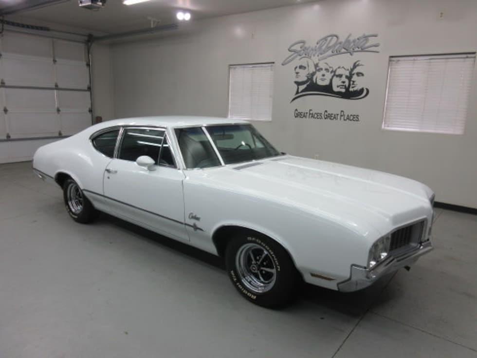 1970 Oldsmobile Cutlass S Classic Car For Sale in Sioux Falls, South Dakota