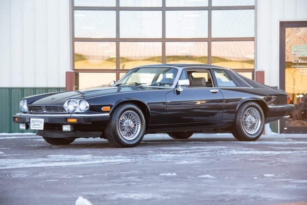 1987 Jaguar XJS V12 Coupe Classic Car For Sale in Sioux Falls, South Dakota