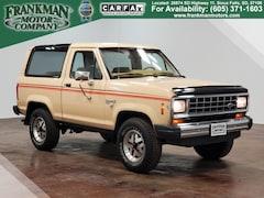1985 Ford Bronco II XLT SUV