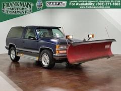 1994 Chevrolet Blazer Silverado SUV