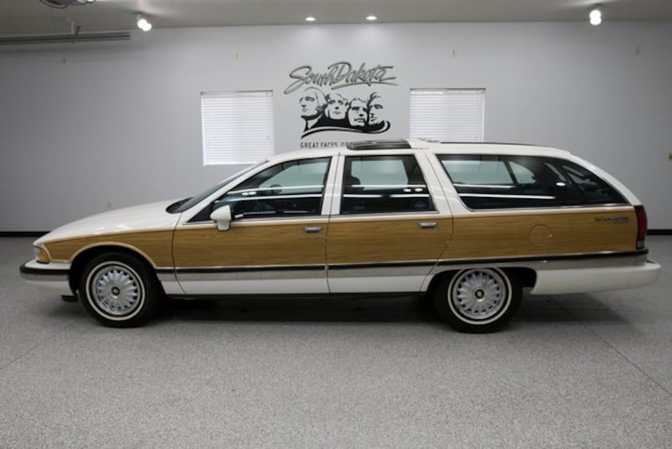 used 1991 buick roadmaster for sale in sioux falls, sd