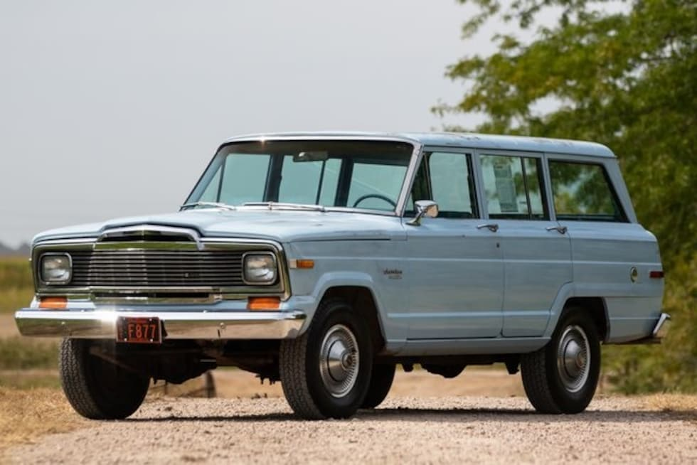 1979 Jeep Cherokee Wagon Classic Car For Sale in Sioux Falls, South Dakota