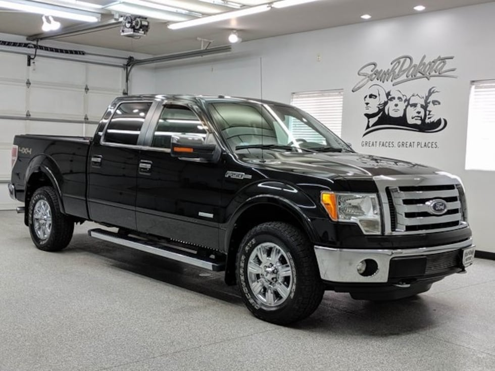 2012 Ford F-150 Lariat Truck Classic Car For Sale in Sioux Falls, South Dakota