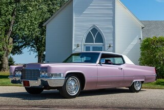 1969 Cadillac Deville Coupe Classic Car For Sale in Sioux Falls, South Dakota