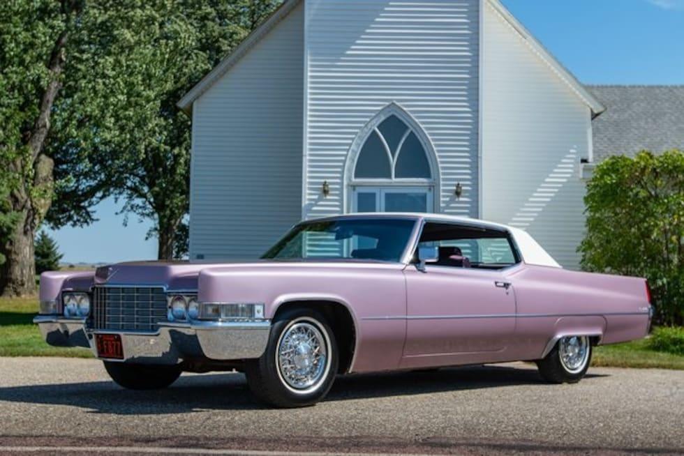 1969 Cadillac Deville Classic Car For Sale in Sioux Falls, South Dakota