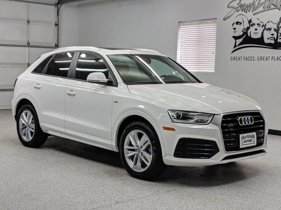 2018 Audi Q3 2.0T Premium SUV Classic Car For Sale in Sioux Falls, South Dakota