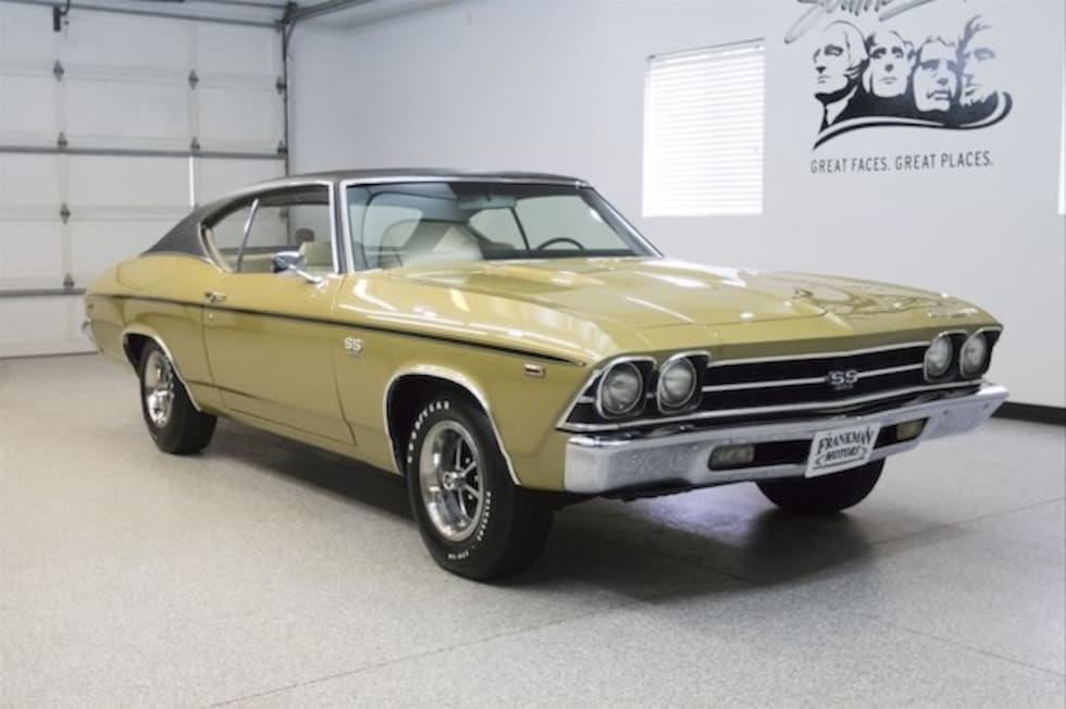1969 Chevrolet Chevelle Classic Car For Sale in Sioux Falls, South Dakota