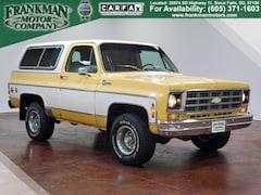 1978 Chevrolet Blazer Cheyenne Classic Car For Sale in Sioux Falls, South Dakota