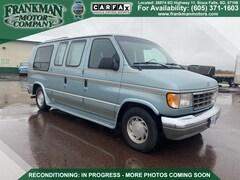1995 Ford E-150 Glavel Conversion Cargo Van