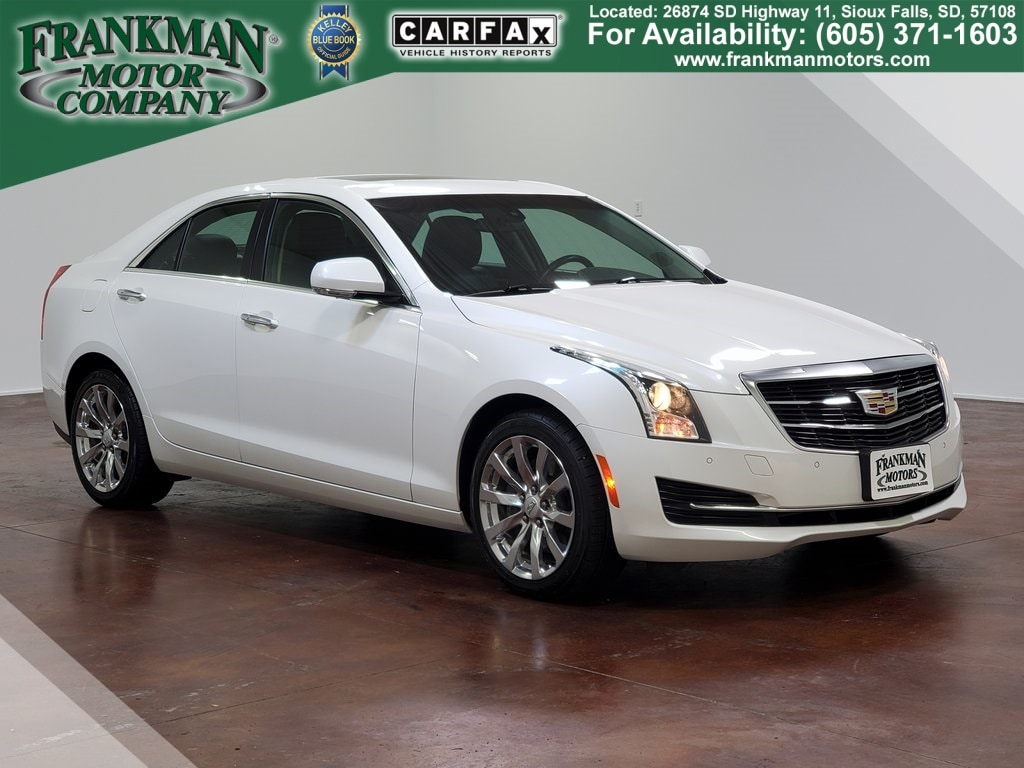 Used 2018 Cadillac Ats For Sale In Sioux Falls Sd 1g6af5rx2j0139258