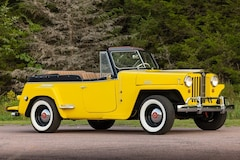 1948 Willys Jeepster Roadster Classic Car For Sale in Sioux Falls, South Dakota
