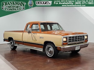 1981 Dodge D150 Royal Truck