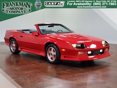 1991 Chevrolet Camaro Z28 Convertible Classic Car For Sale in Sioux Falls, South Dakota