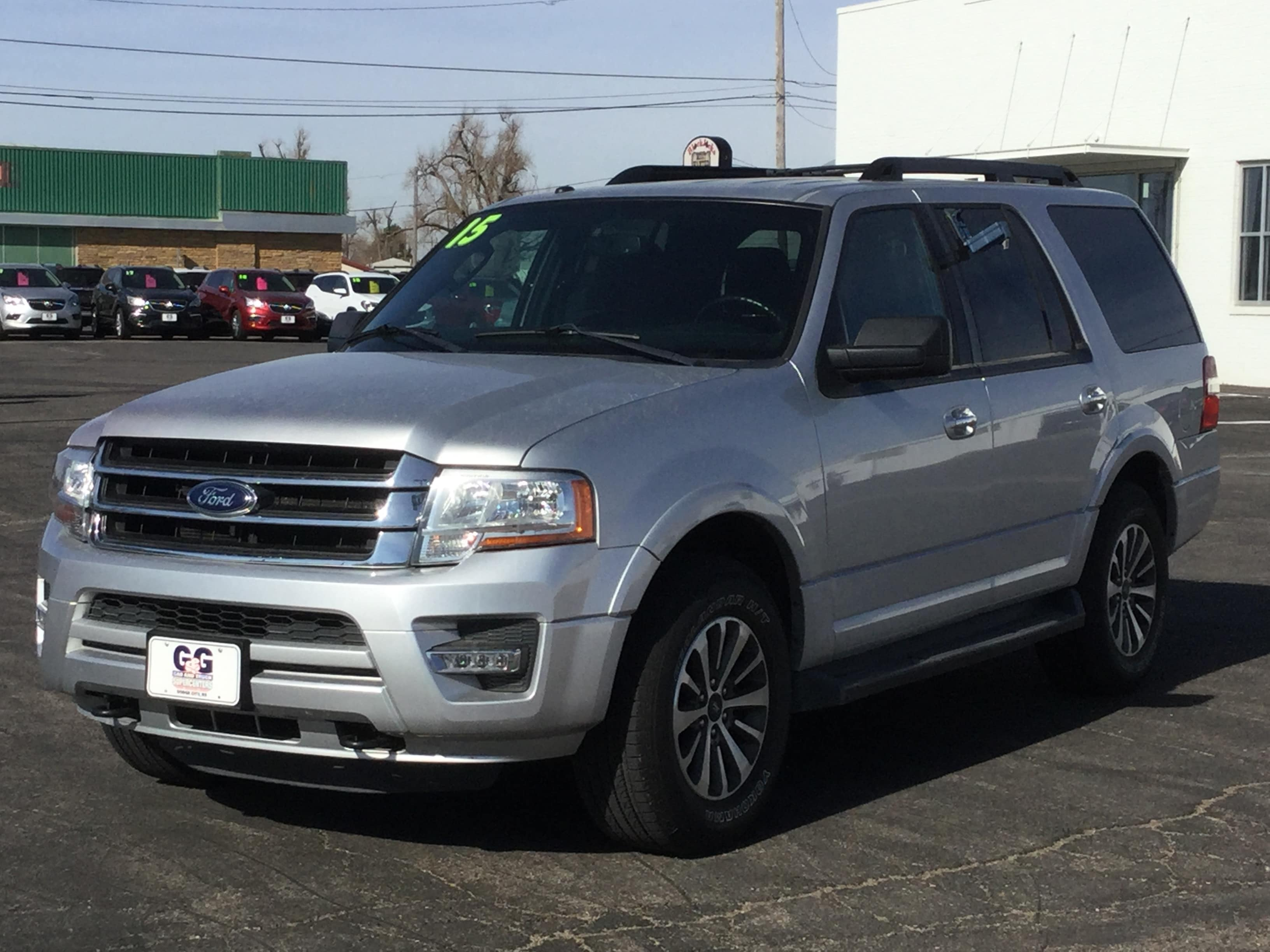 2015 Ford Expedition XLT SUV