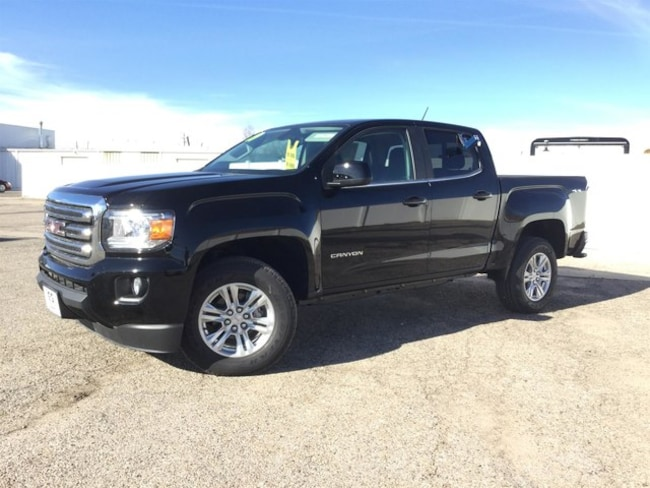 2019 GMC Canyon SLE Truck