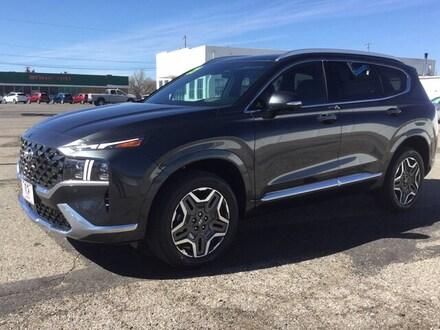 2021 Hyundai Santa Fe Calligraphy Crossover SUV