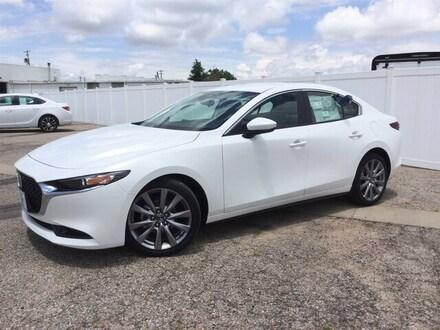 2019 Mazda Mazda3 w/Select Pkg Sedan