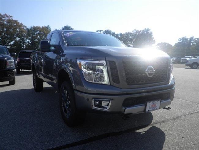 2018 Nissan Titan XD PRO-4X Gas Truck King Cab