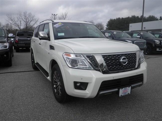 New 2019 Nissan Armada For Sale At Gates Nissan Vin Jn8ay2ne7k9757381