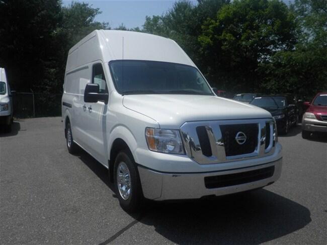 2018 Nissan NV Cargo NV2500 HD SL V6 Van High Roof Cargo Van