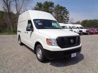 2021 Nissan NV Cargo S Van High Roof Cargo Van