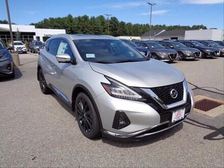 2020 Nissan Murano Platinum Sport Utility