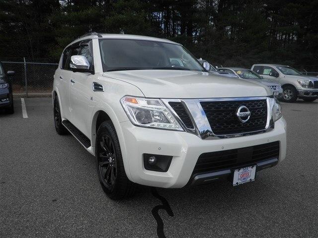 2019 Nissan Armada Platinum SUV JN8AY2NC6K9581194