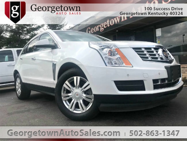 Used  2015 CADILLAC SRX Luxury Collection SUV in Georgetown, KY