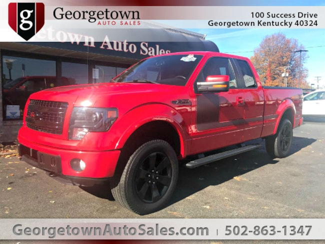 Used  2013 Ford F-150 Truck SuperCab in Georgetown, KY