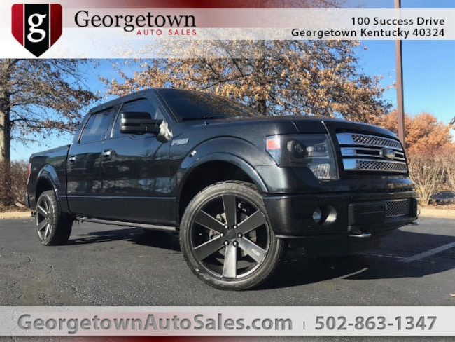 Used  2014 Ford F-150 XLT Truck SuperCrew Cab in Georgetown, KY