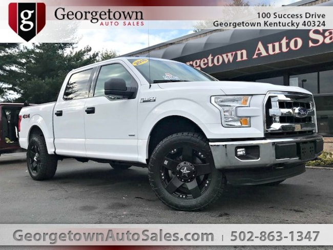Used  2016 Ford F-150 Truck SuperCrew Cab in Georgetown, KY