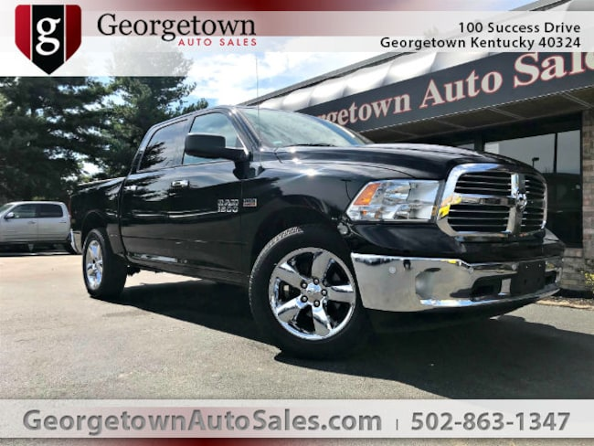 Used  2014 Ram 1500 Truck Crew Cab in Georgetown, KY
