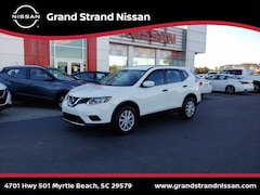 Pre-Owned 2016 Nissan Rogue S SUV in Myrtle Beach, SC