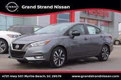 New 2021 Nissan Versa 1.6 SR Sedan in Myrtle Beach, SC