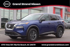 New 2021 Nissan Rogue S SUV in Myrtle Beach, SC